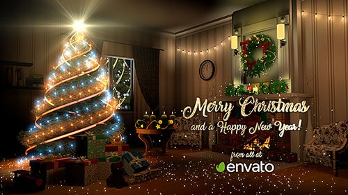 Christmas 19048546 - Project for After Effects (Videohive)