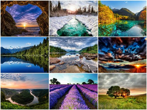 60 Incredible Nature HD Wallpapers Mix 29