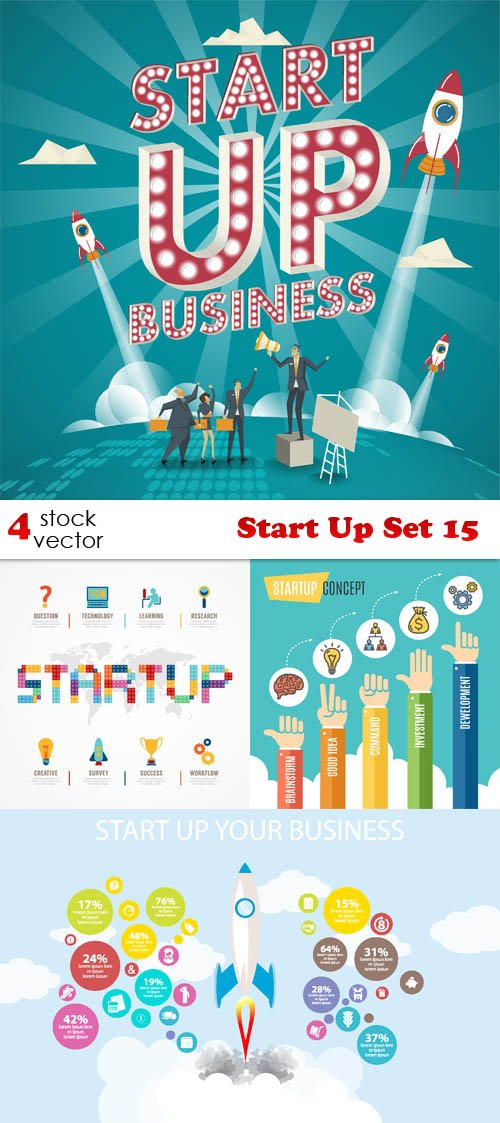 Vectors - Start Up Set 15