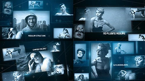 Digital Slideshow 13066869 - Project for After Effects (Videohive)