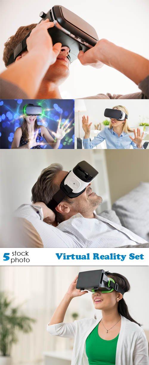 Photos - Virtual Reality Set