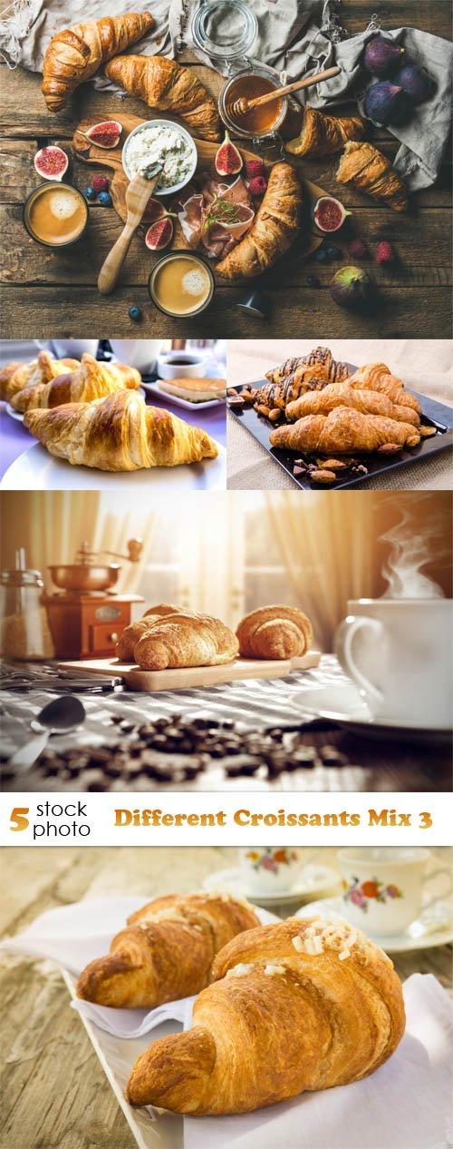 Photos - Different Croissants Mix 3