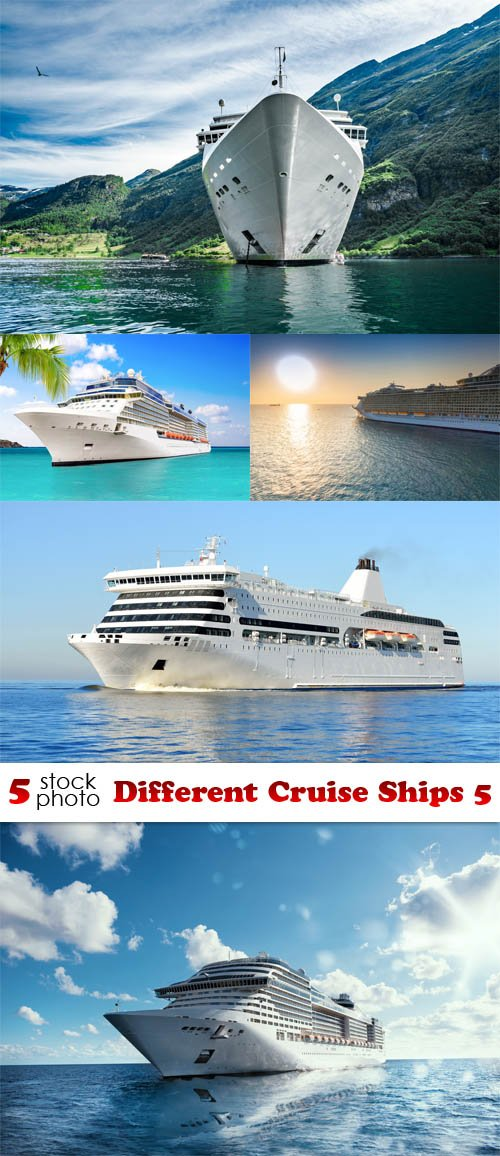 Photos - Different Cruise Ships 5