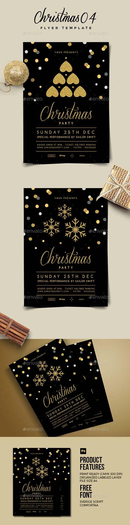 Christmas Flyer 04 19078760