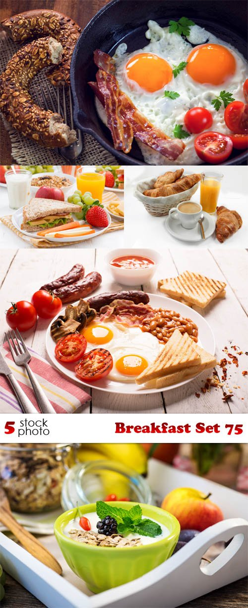 Photos - Breakfast Set 75