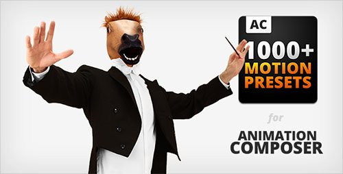 The Most Handy Presets For Animation Composer - After Effects Presets (Videohive)