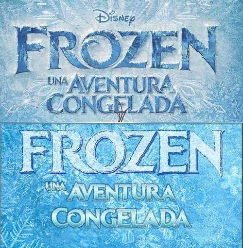 Frozen Photoshop Styles & Fonts (ASL/TTF/OTF/WOFF)