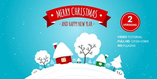 Christmas Card 19061811 - Project for After Effects (Videohive)