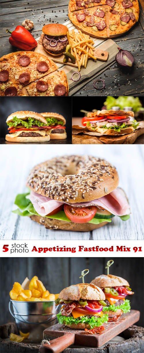 Photos - Appetizing Fastfood Mix 91