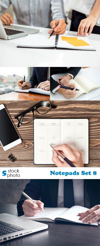 Photos - Notepads Set 8
