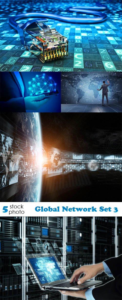 Photos - Global Network Set 3