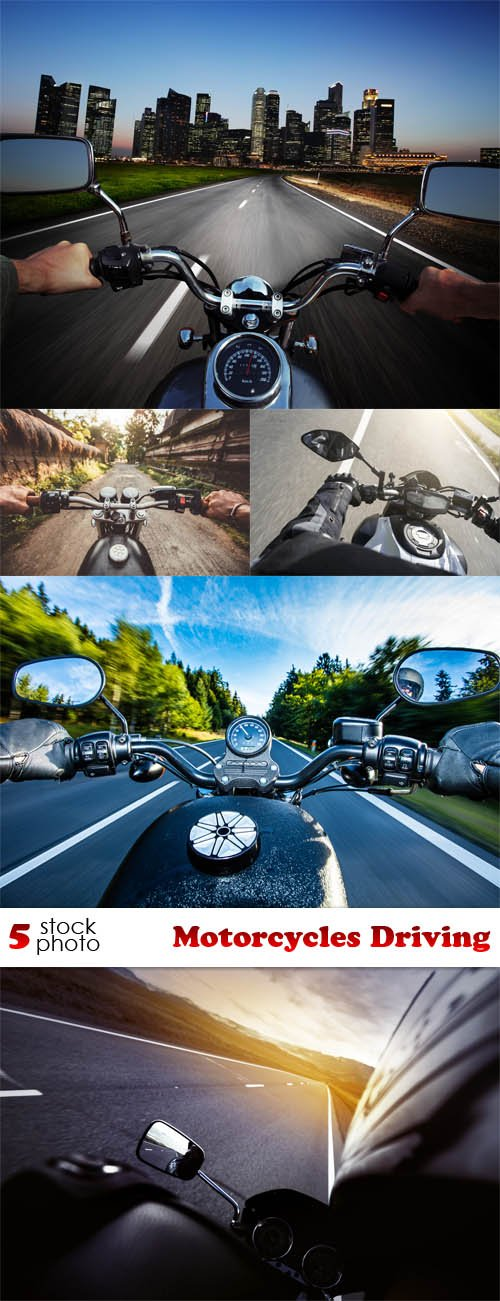 Photos - Motorcycles Driving