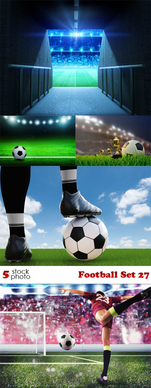 Photos - Football Set 27