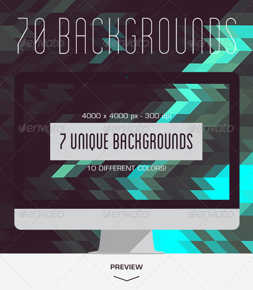 70 Geometric Backgrounds 5405144