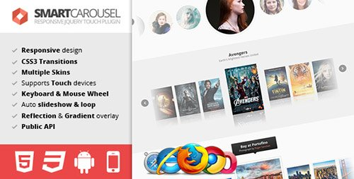 CodeGrape - Smart Carousel Responsive jQuery Plugin (Update: 29 July 16) - 3627