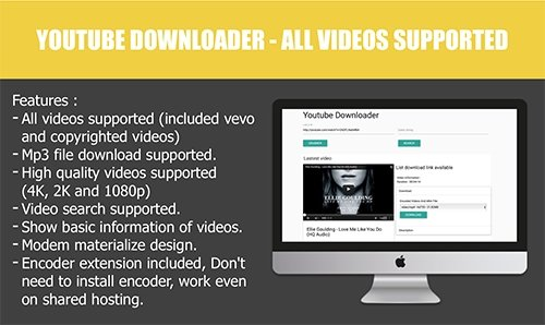 CodeGrape - Youtube Downloader - All Videos Supported (Update: 18 December 15) - 5793
