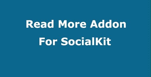 CodeGrape - Read More Addon For SocialKit v1.0 - 6882