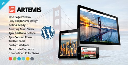 CodeGrape - Artemis v1.3.0 - Responsive One Page Parallax WordPress Theme - 7010