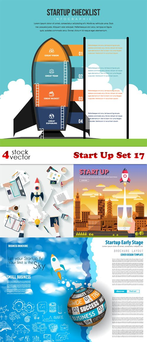 Vectors - Start Up Set 17