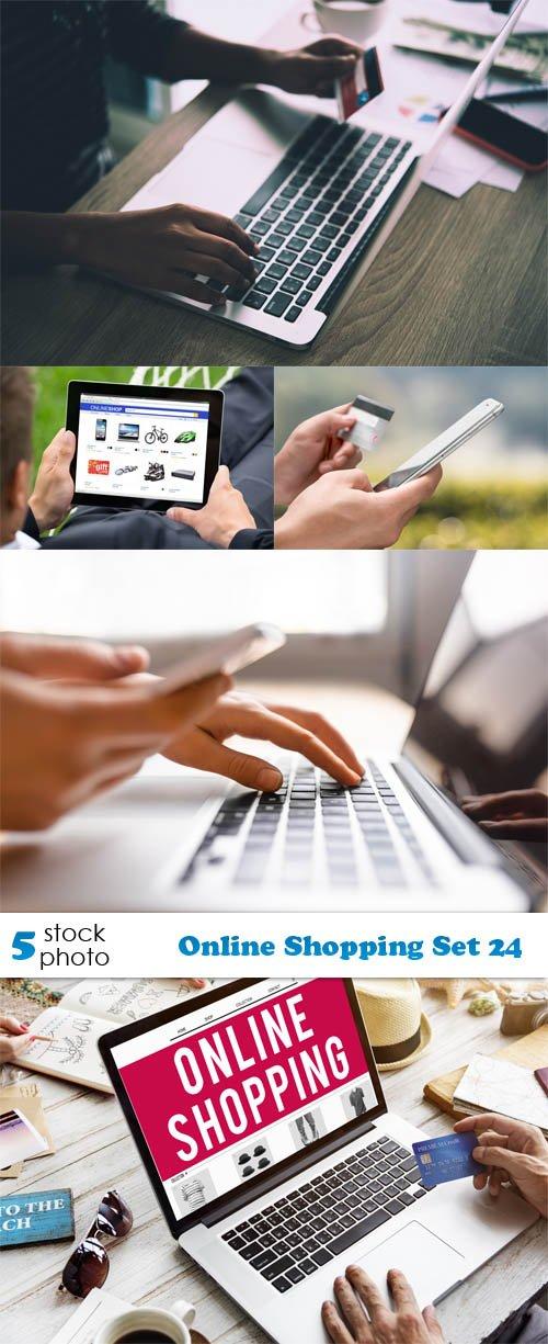 Photos - Online Shopping Set 24