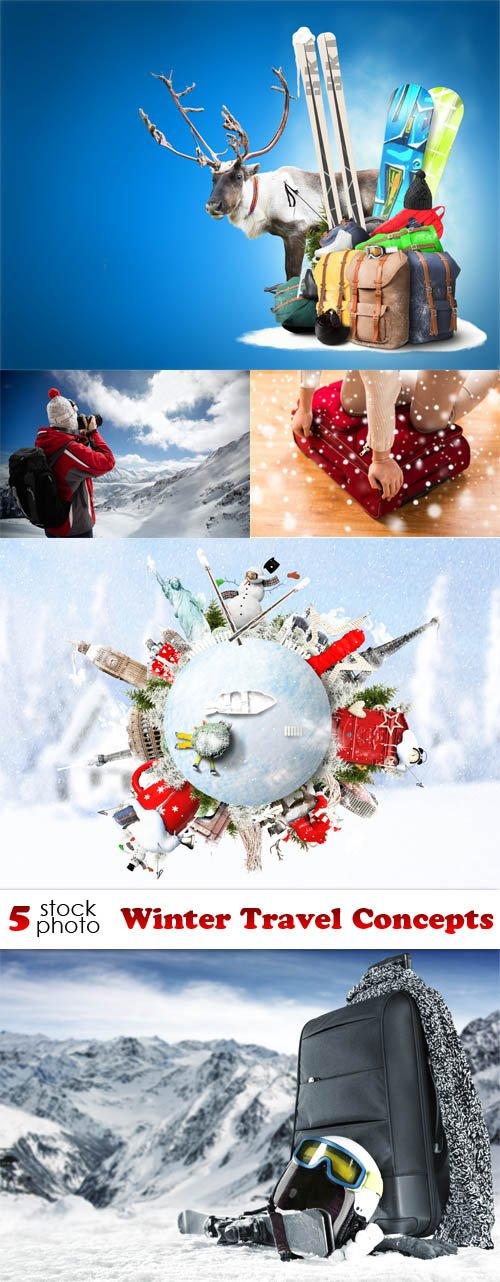 Photos - Winter Travel Concepts