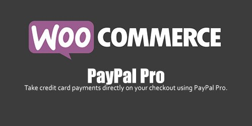 WooCommerce - PayPal Pro v4.4.4