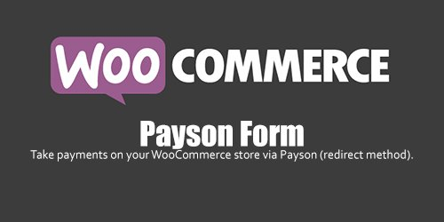 WooCommerce - Payson Form v1.6.4