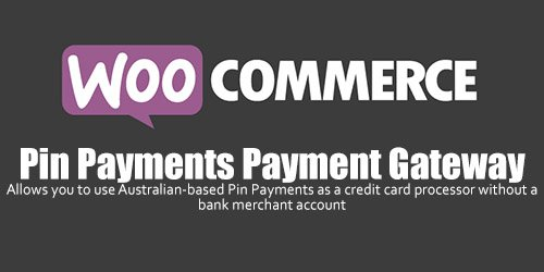 WooCommerce - Pin Payments Payment Gateway v1.7