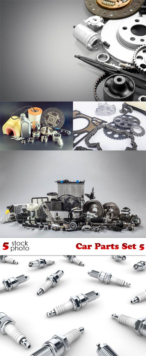 Photos - Car Parts Set 5