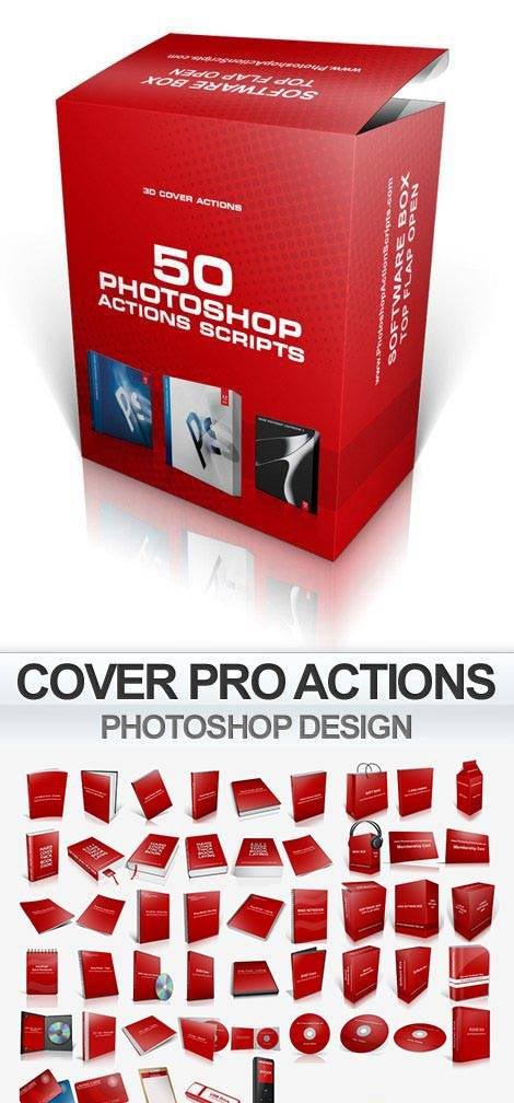 Product Cover Actions Bundle