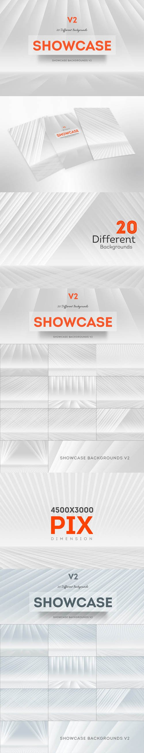 Showcase Backgrounds V2