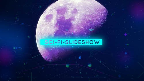 Sci-Fi-Slideshow 19248824 - Project for After Effects (Videohive)