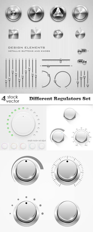 Vectors - Different Regulators Set