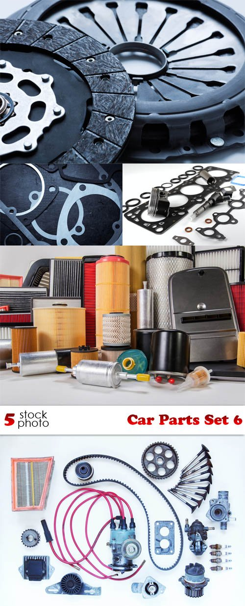Photos - Car Parts Set 6