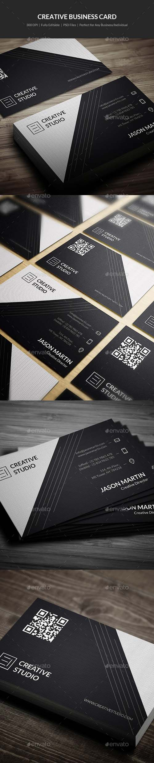 Creative Business Card - 02 19266528