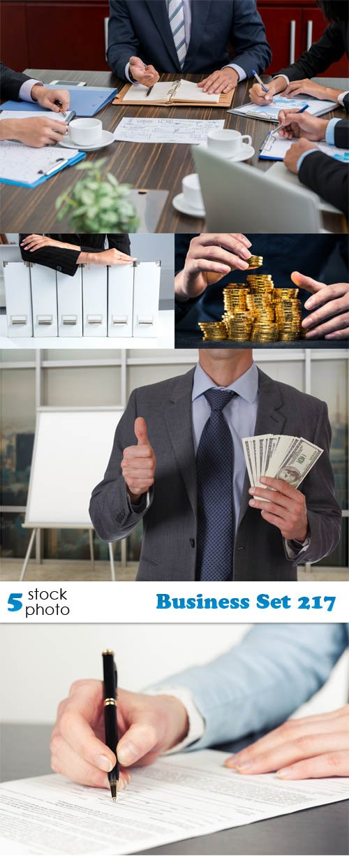 Photos - Business Set 217