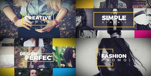 Fashion Opener 19299422 - Project for After Effects (Videohive)