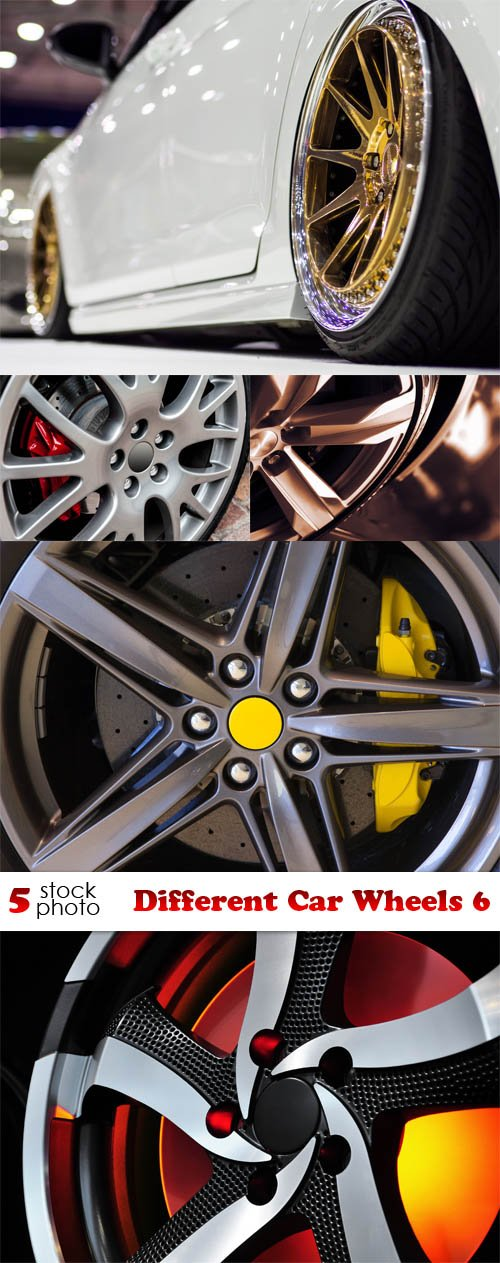 Photos - Different Car Wheels 6
