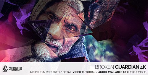 Broken Guardian 4K - Project for After Effects (Videohive)