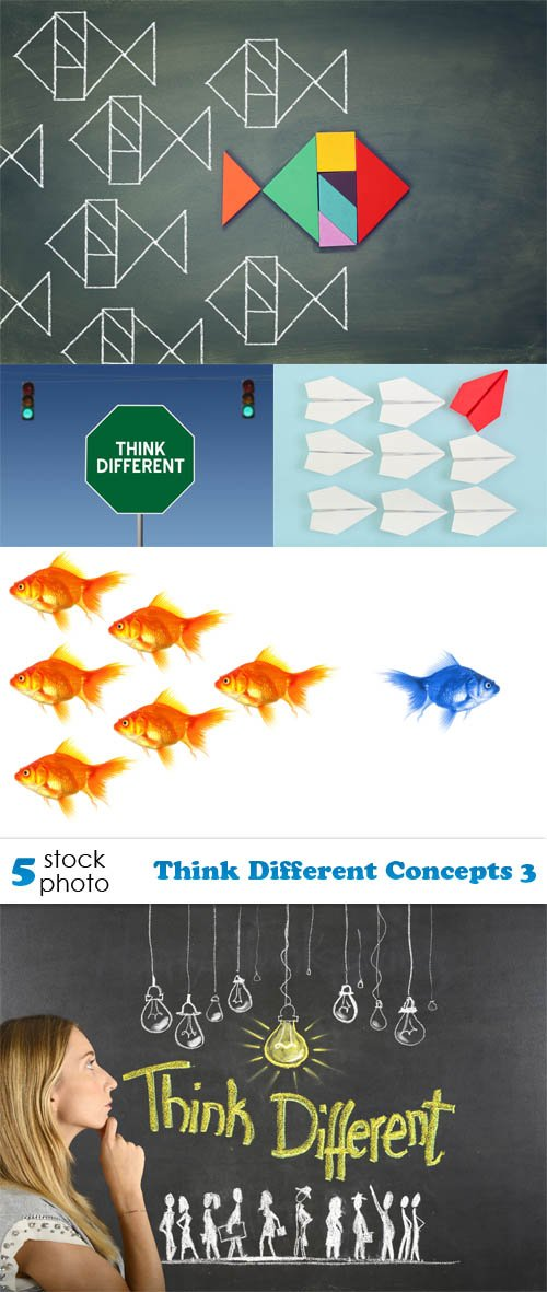 Photos - Think Different Concepts 3