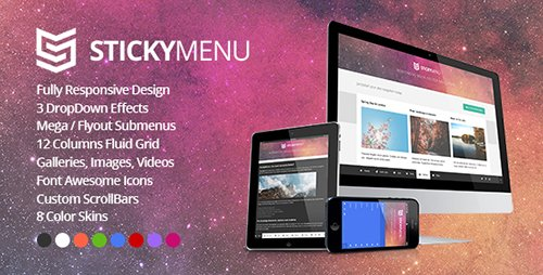 CodeGrape - StickyMenu Responsive Mega Footer Navigation (Update: 23 August 16) - 8611