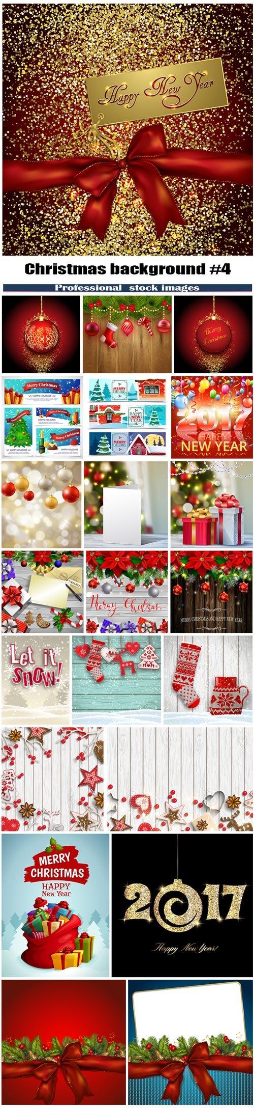 Christmas background #4