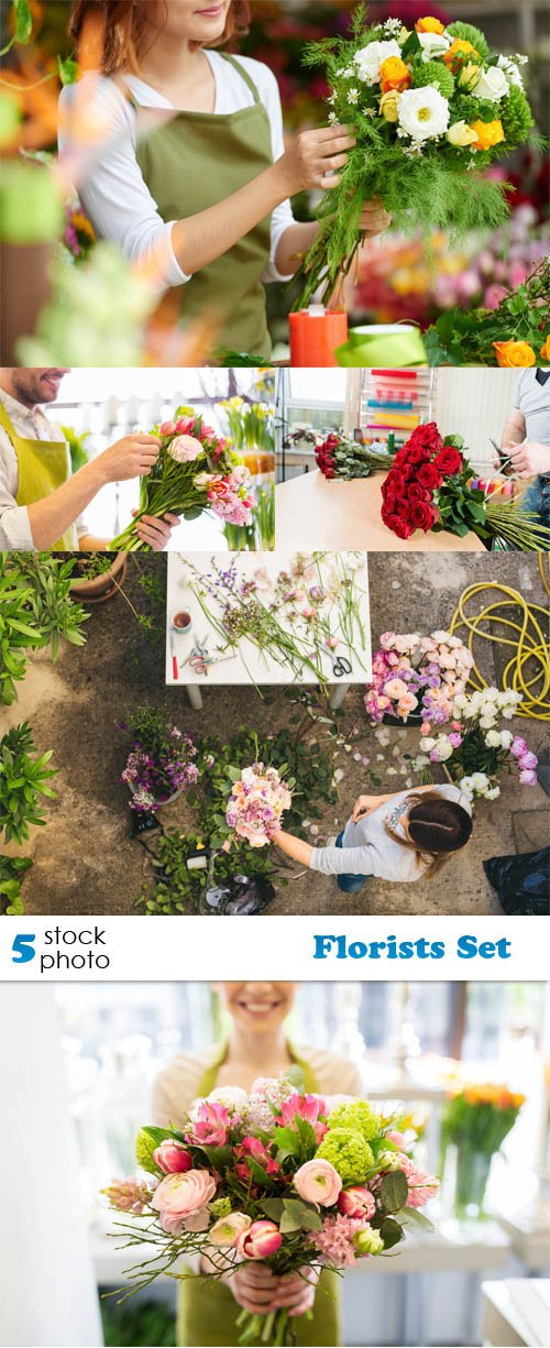 Photos - Florists Set