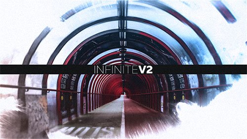 Infinite V2 - Opener / Slideshow - Project for After Effects (Videohive)