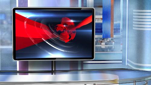 Virtual Studio Newsroom C6