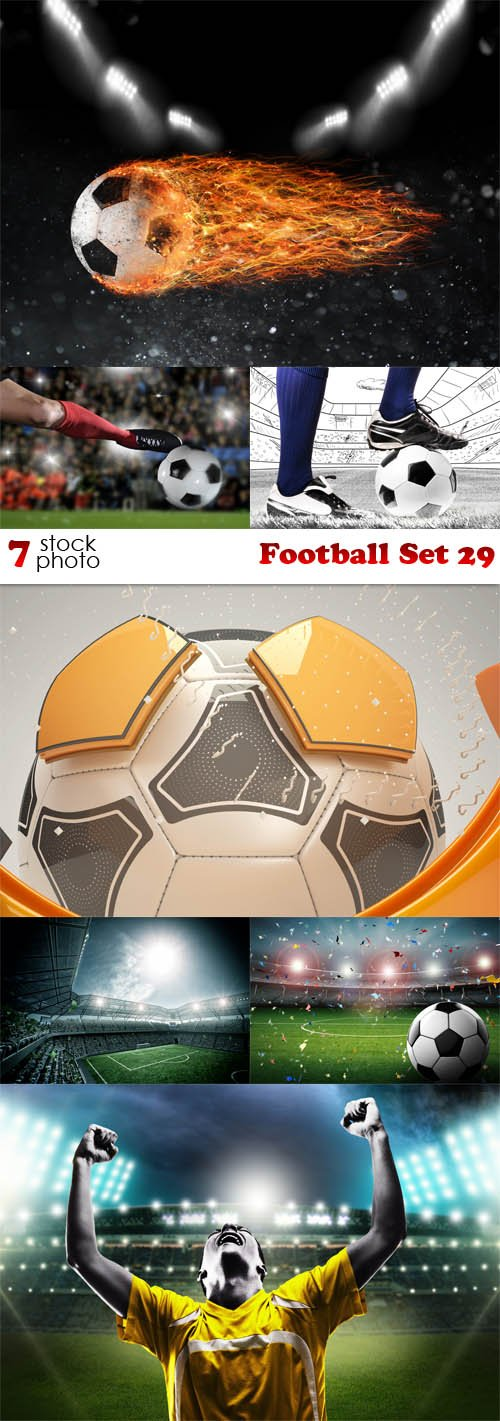 Photos - Football Set 29
