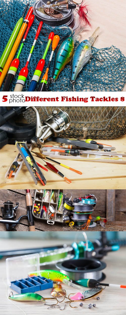 Photos - Different Fishing Tackles 8