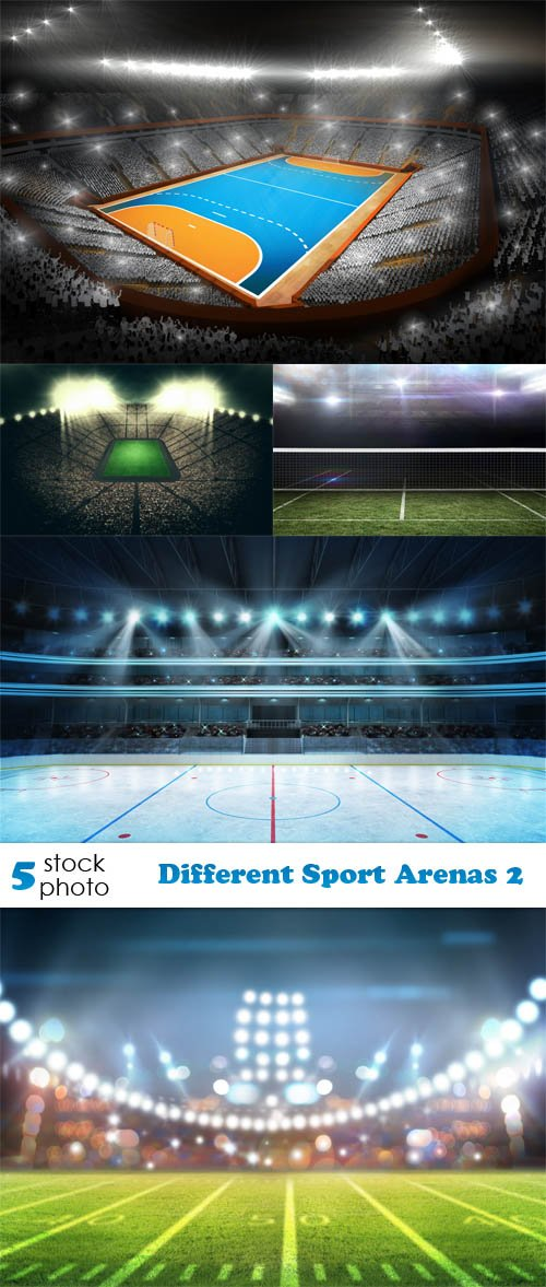 Photos - Different Sport Arenas 2