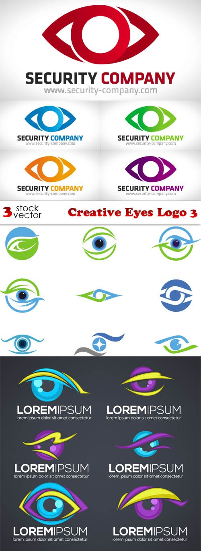 Vectors - Creative Eyes Logo 3