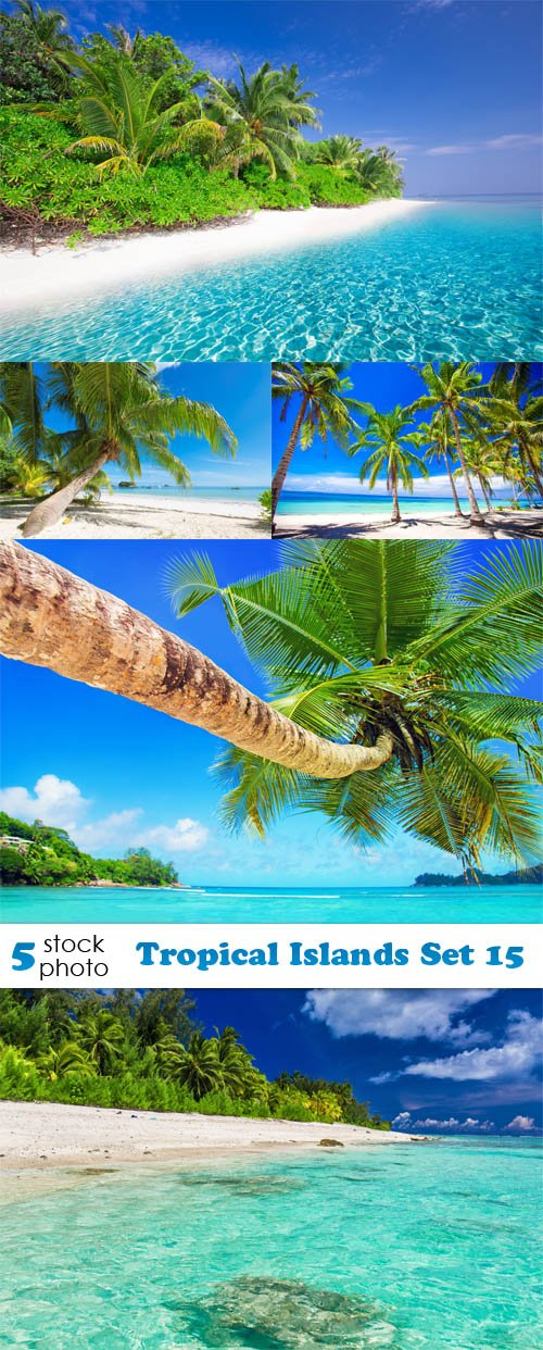 Photos - Tropical Islands Set 15